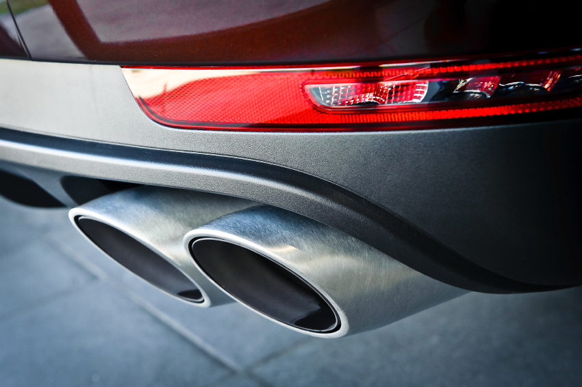 What are dual exhausts for?