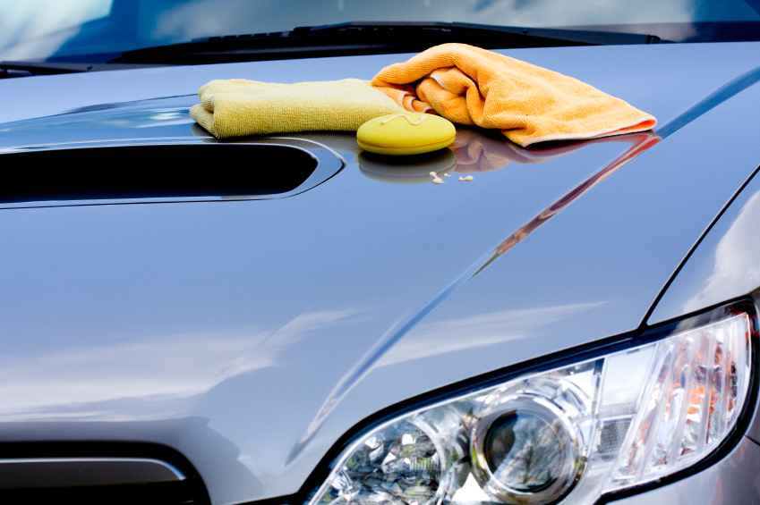 How to correctly wash a car