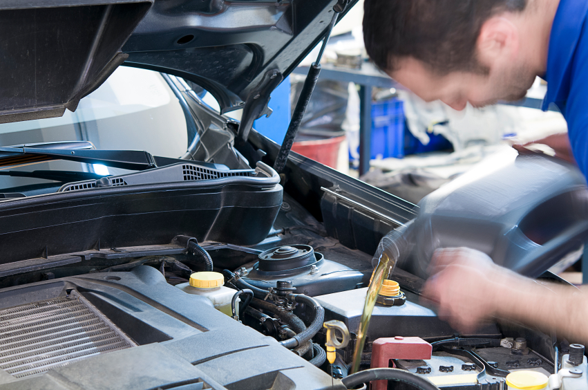 Top five reasons oil changes save vehicles
