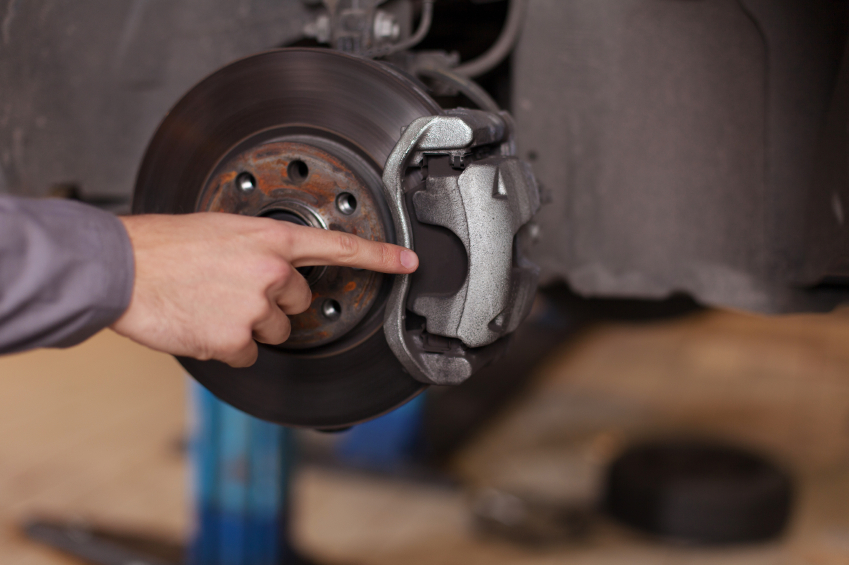 Is it Time to Replace Your Brake Pads? | Meineke