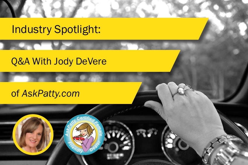 Q&A With Jody DeVere of AskPatty.com